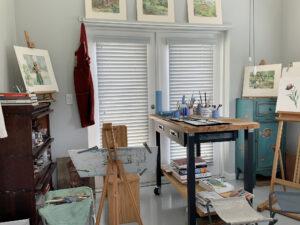 Sharon Rawlins's Studio